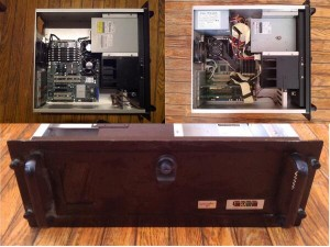 Before and after, SparkServer to 8 core Xeon